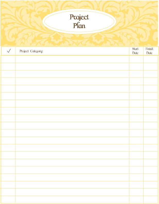 List & Latte Project Plan