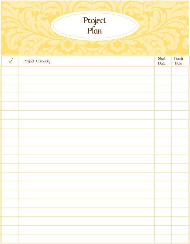 List & Latte Project Plan