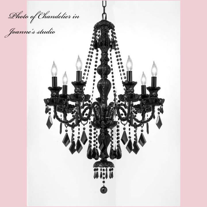 Blk chandelier1