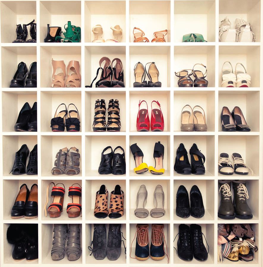 Maybe By Featuring A Fabulous Closet Every Now And Then May Inspire Me To  Take Action   Like Pick Up My Shoes And Put Them On The Shoe Rack.